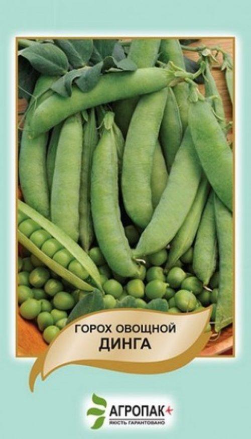 горох овочевий Дінга