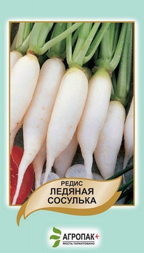 редис Льодяна сосулька