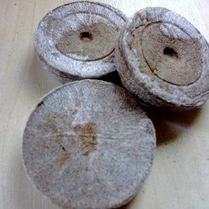 торфові таблетки Джиффі для розсади, 41 мм