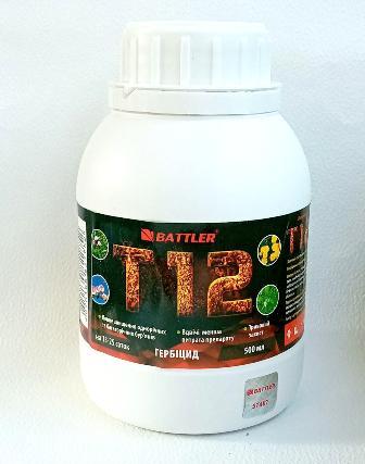 гербіцид суцільної дії Т12, 500 мл